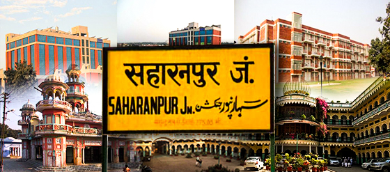 Saharanpur Entry Picture